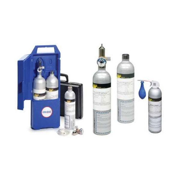 BW 110L Calibration Gas For Use With MicroDock II