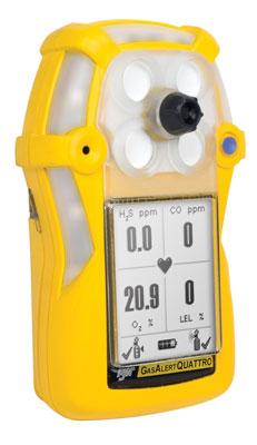 BW GasAlertQuattro Auxiliary filter Kit