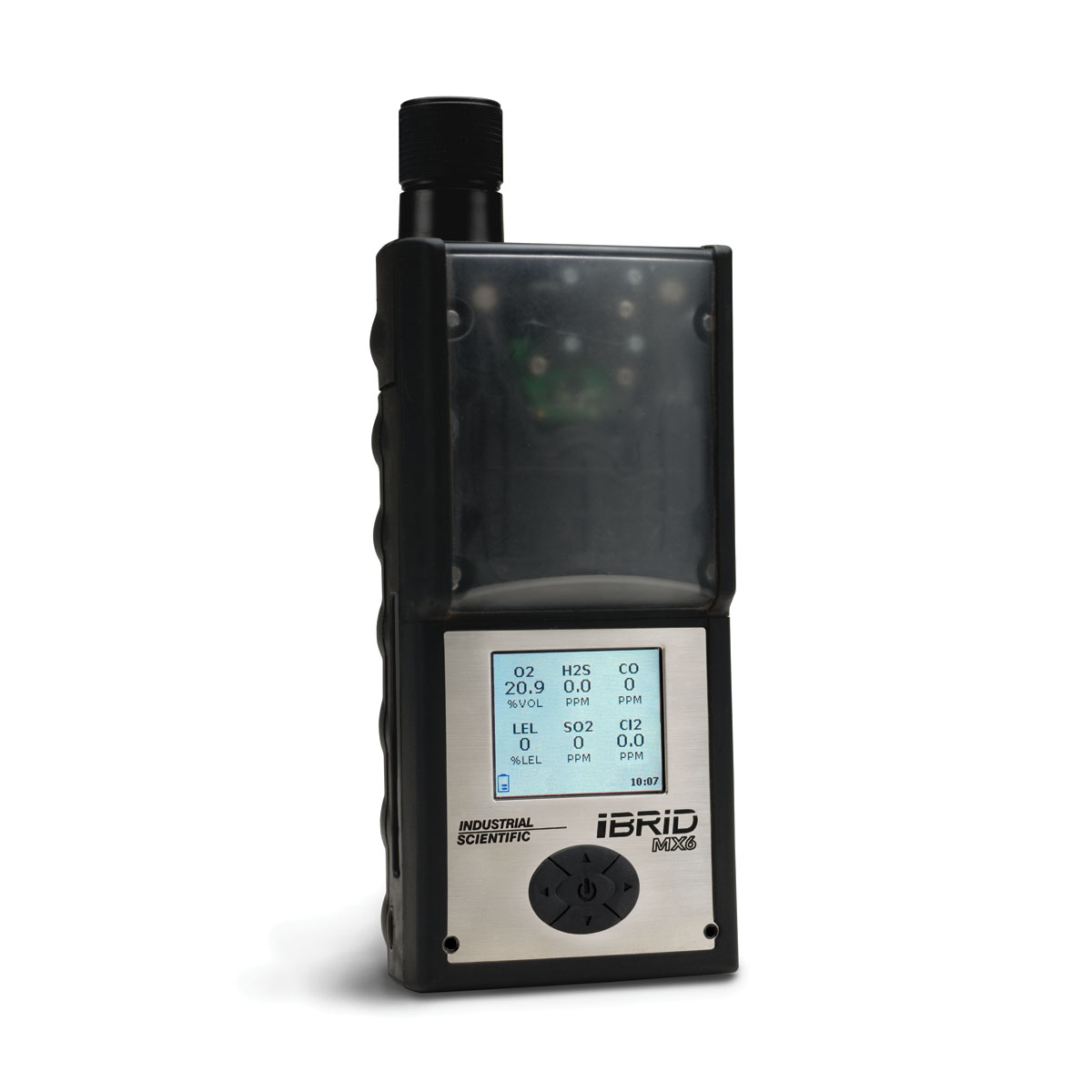 Industrial Scientific MX6 iBrid Gas Detector Series