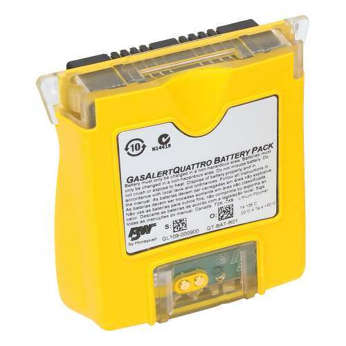 BW Rechargeable Yellow Battery Pack