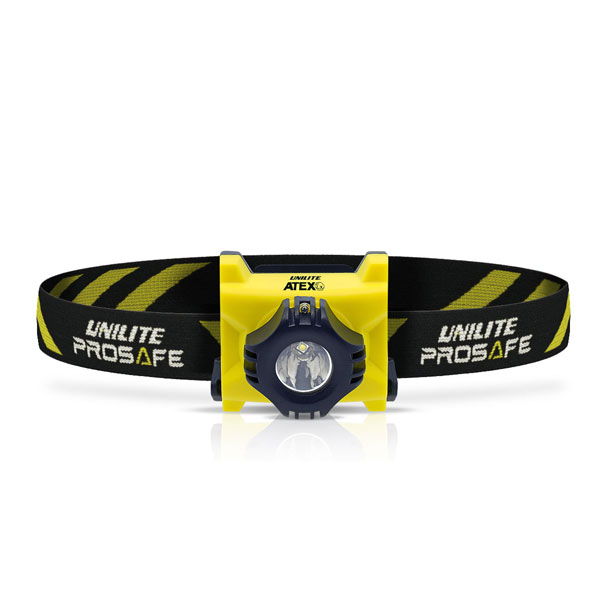 Unilite Atex H1 Zone 0 LED Head Torch