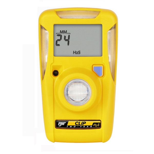 BW Clip 3 Year Gas Detector with Real Time
