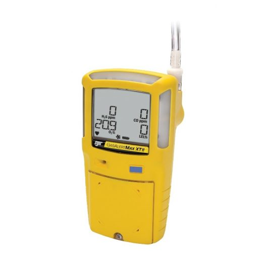 BW Max XT II Gas Detector Series