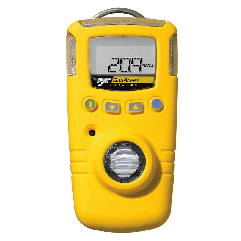 BW Gas Alert Extreme Gas Detector Series