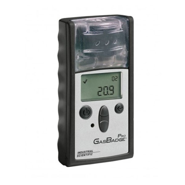 Industrial Scientific GasBadge Pro Gas Detector Series