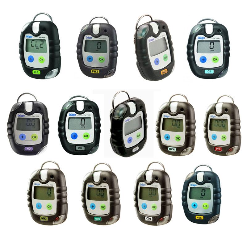 Dräger PAC 7000 Gas Detector Series