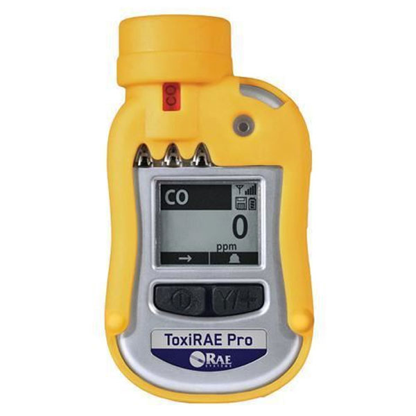 Rae Systems ToxiRAE Pro Gas Detector Series