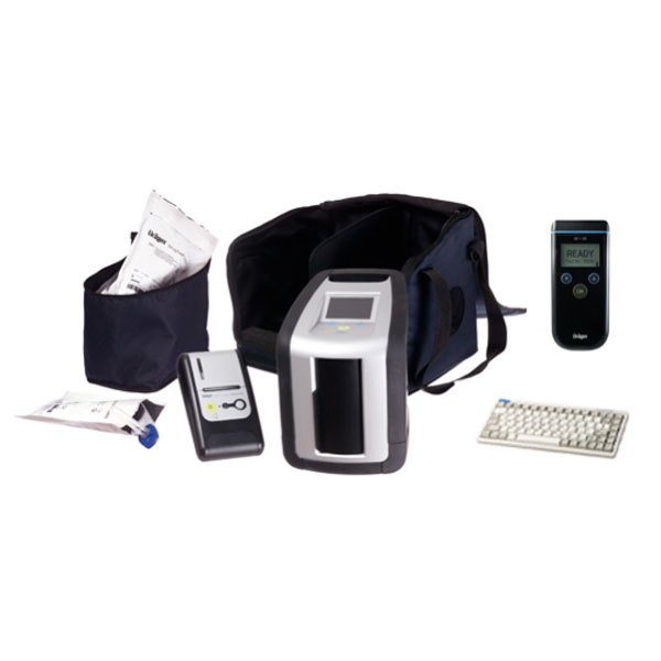 All In One Dräger DrugTest Package Deal