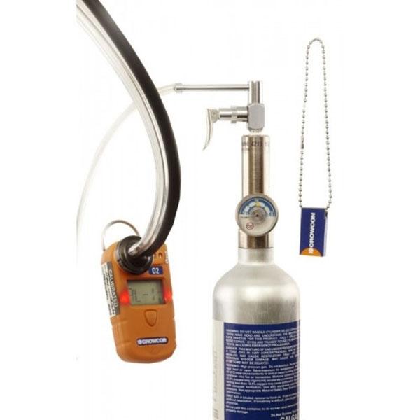 Crowcon Test Gas Kit