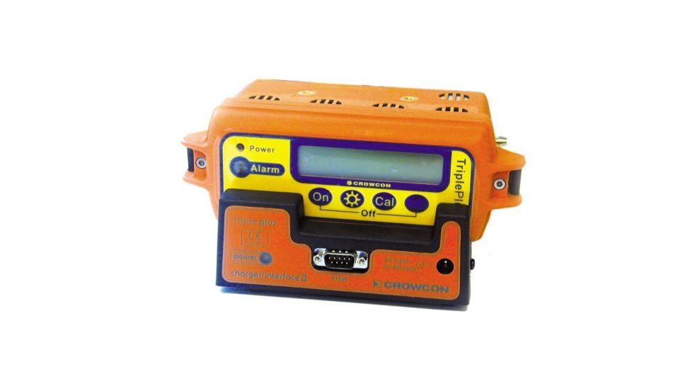 Crowcon Triple Plus Gas detector