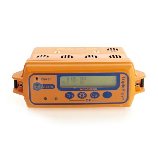 Crowcon Triple Plus Gas Detector