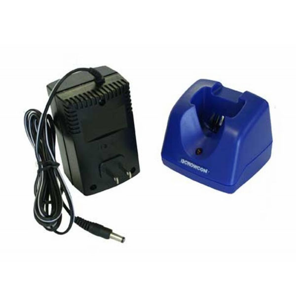 Single Way Crowcon Charger/Interface with Power Supply