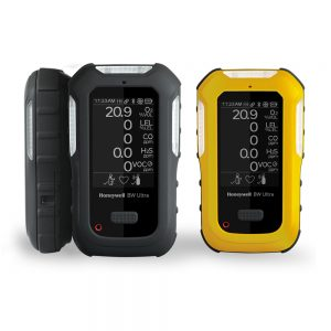 Honeywell BW Ultra Gas Detector (Yellow & Black Variants Side By Side)