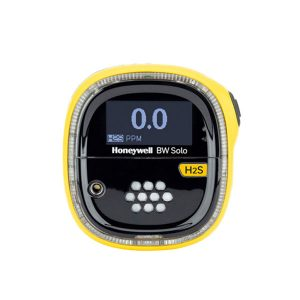 Honeywell BW Solo Gas Detector - Yellow Variant