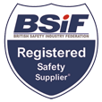 Registered BSIF Logo
