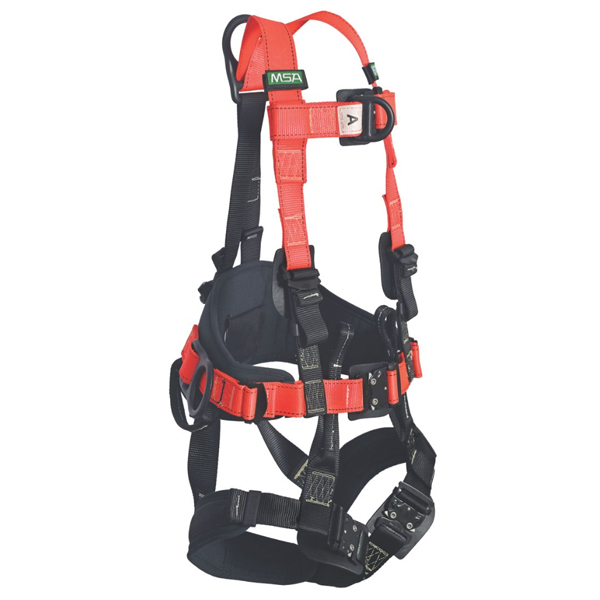 Main Image For The MSA Gravity Utility Full Body Harness