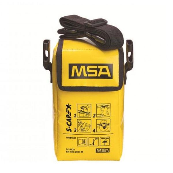 MSA S-CAP Hood (In Pouch)