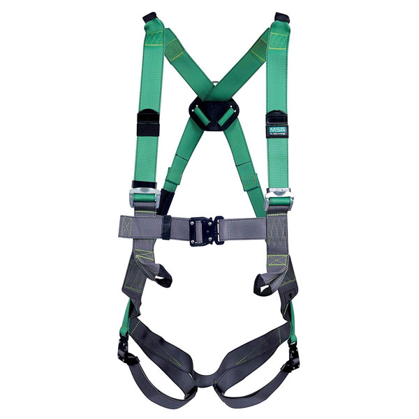 Main Image For The MSA 5 Adjuster V-Form Safety Harness