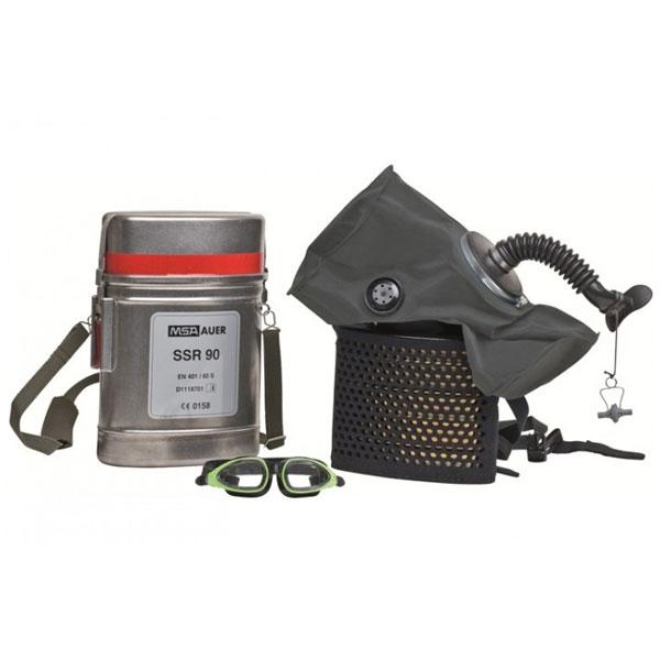 MSA SSR 90 Oxygen Respirator
