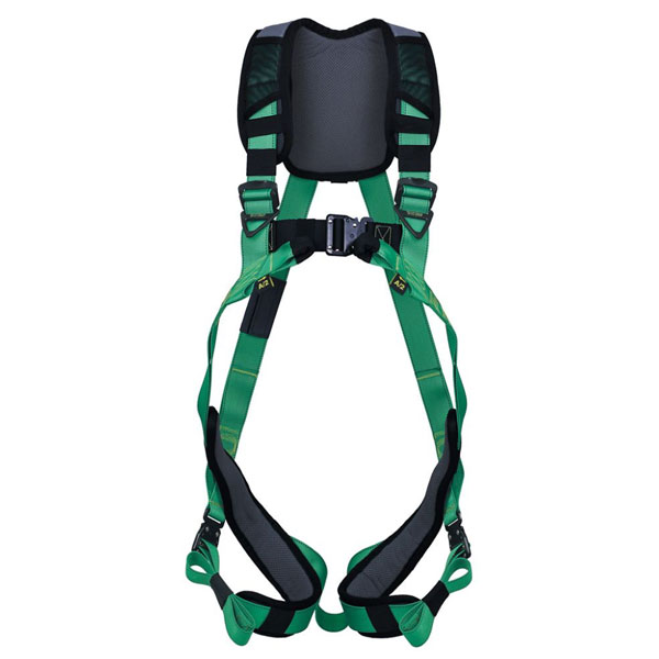Main Front Image Of The MSA V-Fit Safety Harness