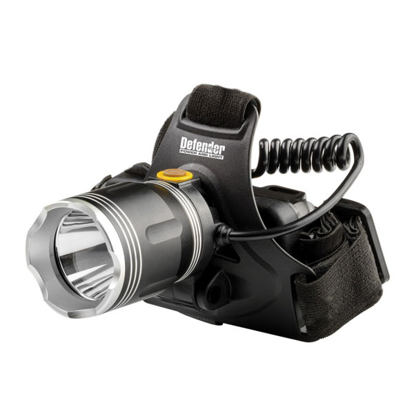 Defender 10W Rechargeable Head Torch