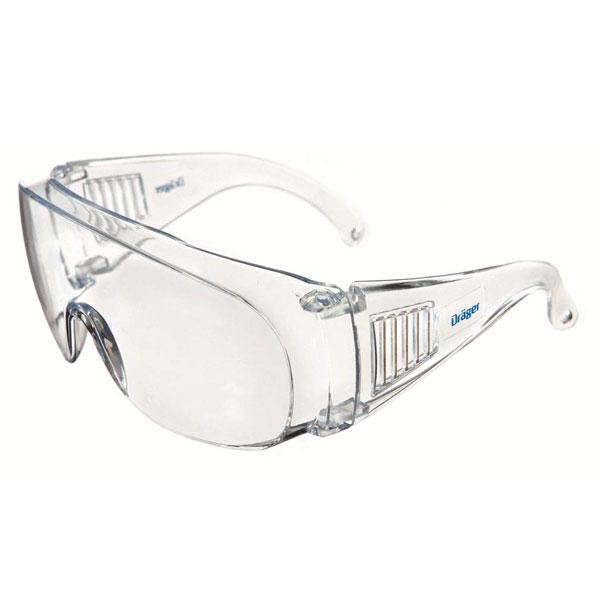 Dräger X-Pect 8110 Protective Eyewear - Transparent (Pack of 10)