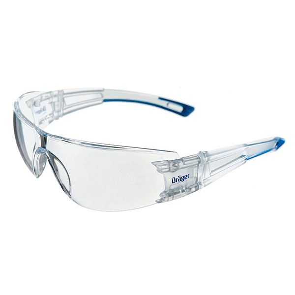 Dräger X-Pect Designer Goggles - Transparent