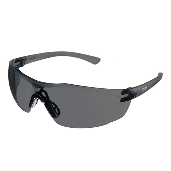 Dräger X-Pect Designer Safety Goggles - Grey