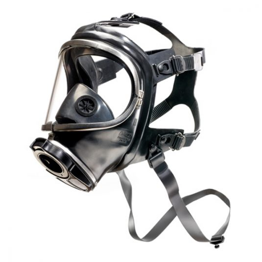 Right View Image For The Drager Nova Face Mask