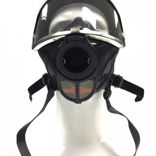 Front Angle Image For The Drager Nova Face Mask