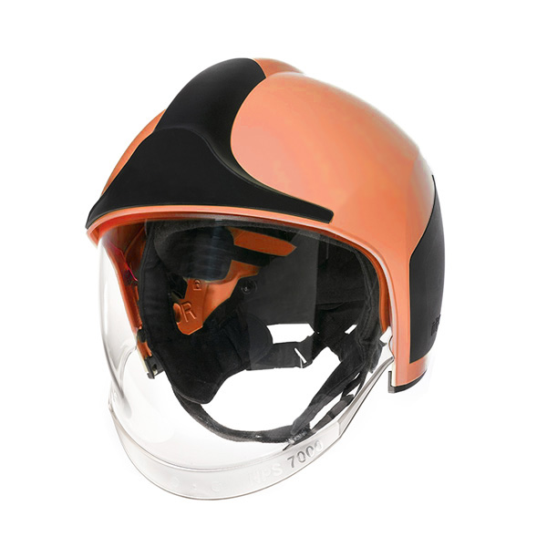 Dräger HPS 7000 Protective Hard Hat in Orange