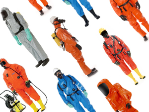 Protective Chem Suits