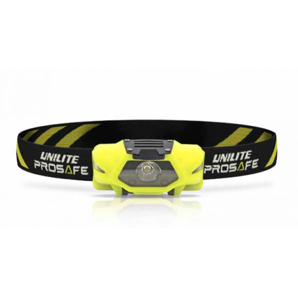 Unilite Prosafe Head Torch with Micro LED (PS-H1)