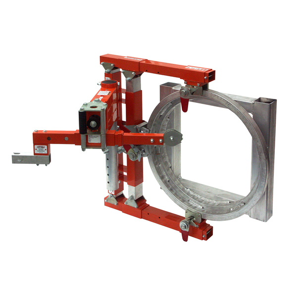 Abtech Safety Horizontal Entry – Clamping Base and Arm Assembly (30222/235)