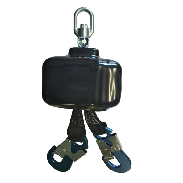 Abtech Safety Retractable Twin Fall Arrest Block (AB2.4TTW)