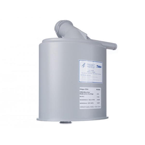 Dräger Disposable CO2 Absorber With Drägersorb® 400