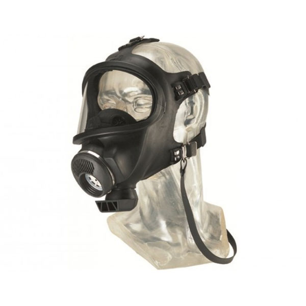 MSA 3S-PS-MaXX Full Face Mask