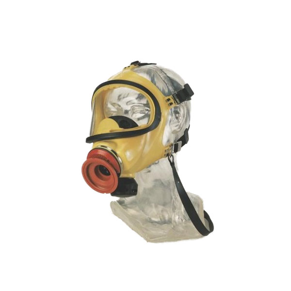 MSA 3S-PS MaXX Face Mask (Silicone)
