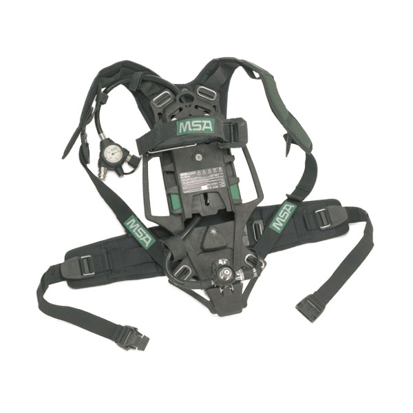 MSA SCBA AirGo Pro Breathing Apparatus