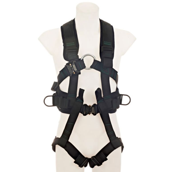 MSA alphaFP Fall Protection Harness for SCBA