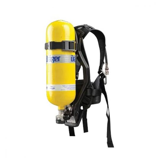 PSS 3000 Breathing Apparatus - Loaded With Cylinder