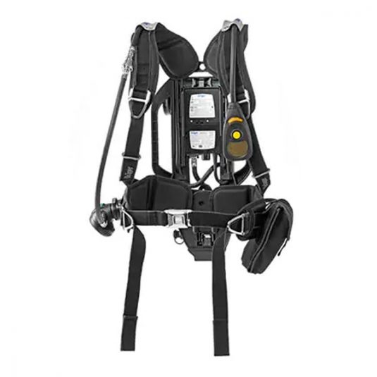 PSS 3000 Breathing Apparatus - Front View