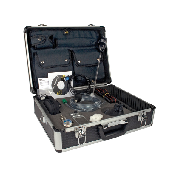 BW GasAlert Quattro Deluxe Confined Space Kit