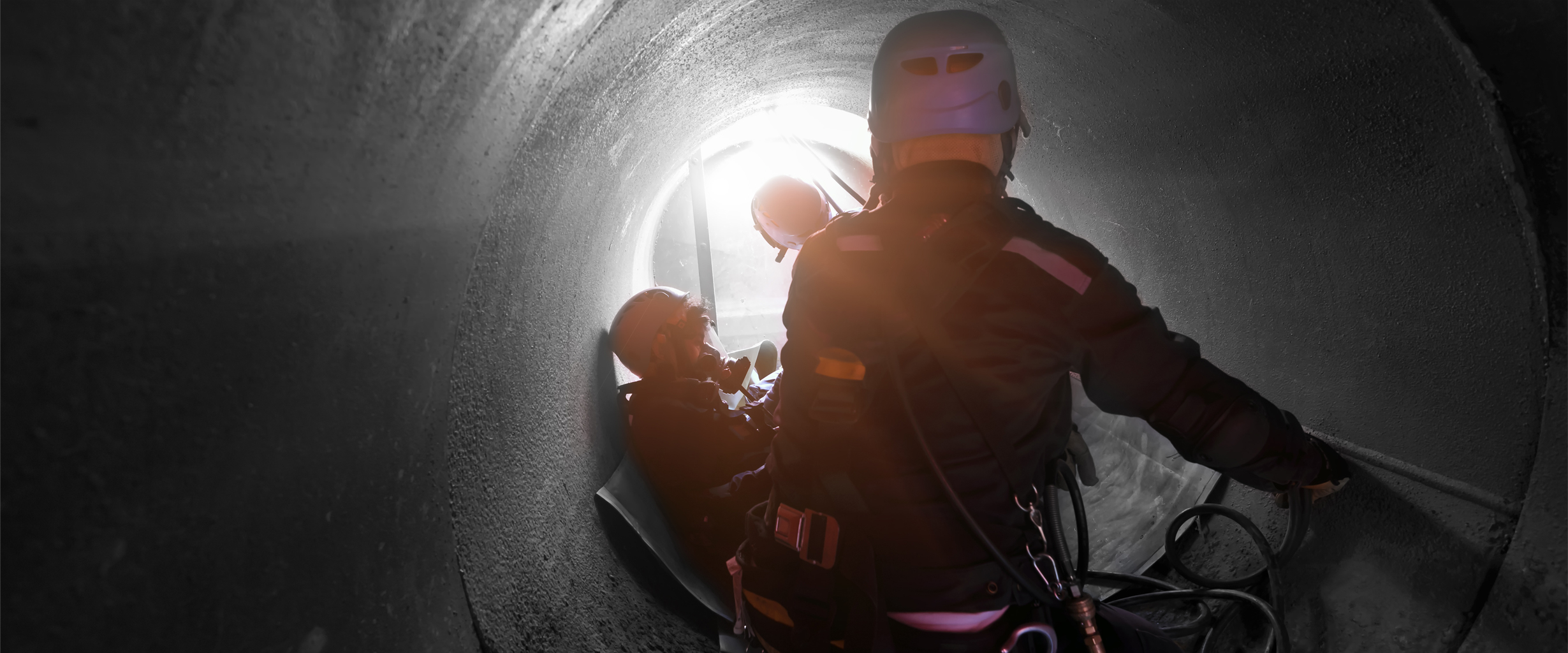 Confined Space Worker Safety