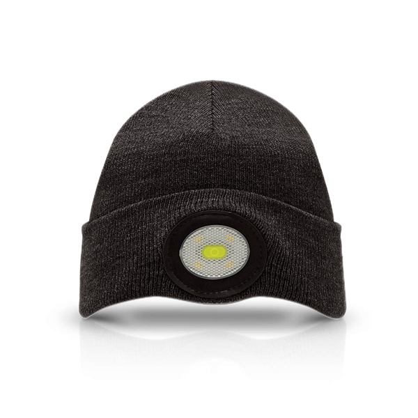 Unilite Rechargeable LED Beanie Hat (BE-02+)