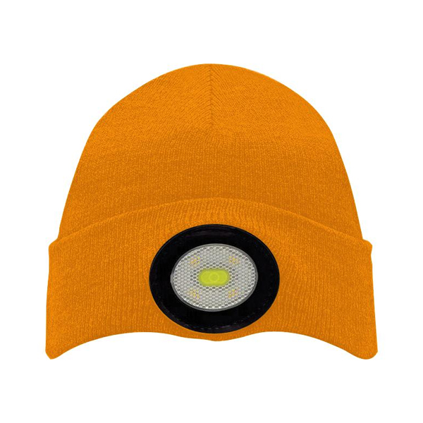 870599184 Unilite Rechargeable LED Beanie Hat (BE-02+)