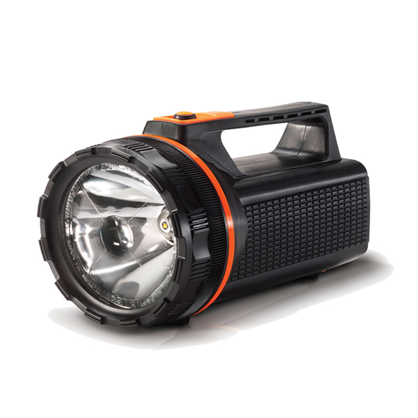 Unilite Black Rubber LED Lantern (HV-RL4)