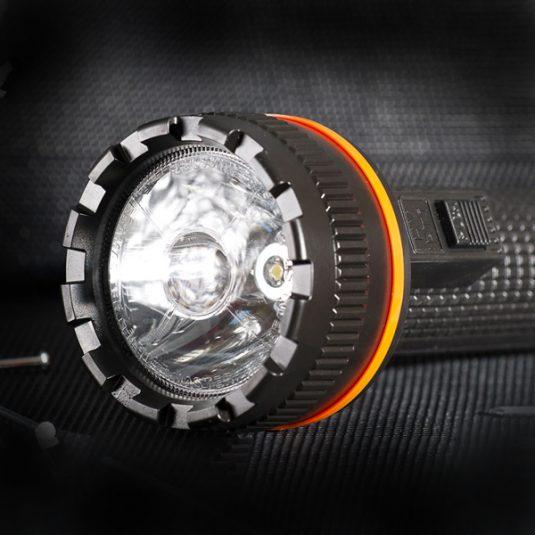 Unilite Floating Rubber LED Torch (HV-RT1)