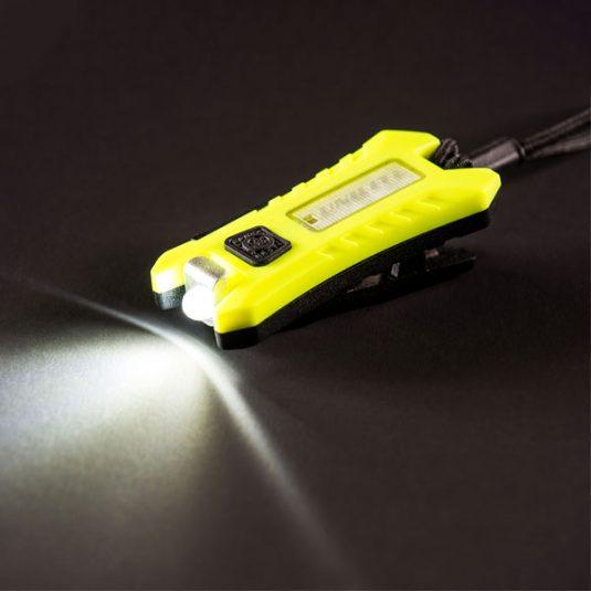 Unilite Rechargeable LED Clip Light (PS-CL1)