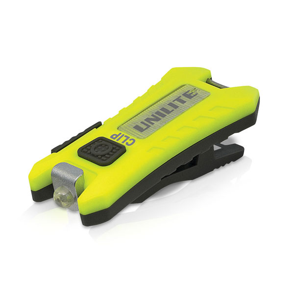 Unilite Rechargeable LED Clip Light (PS-CL1)